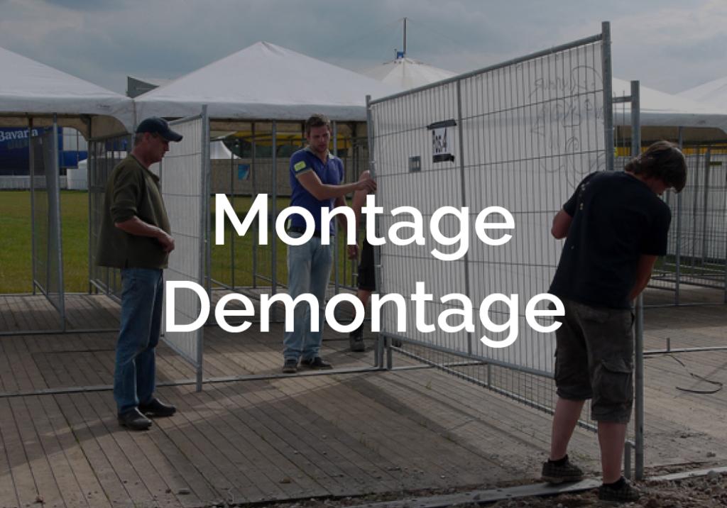 Freyja-Montage-Demontage