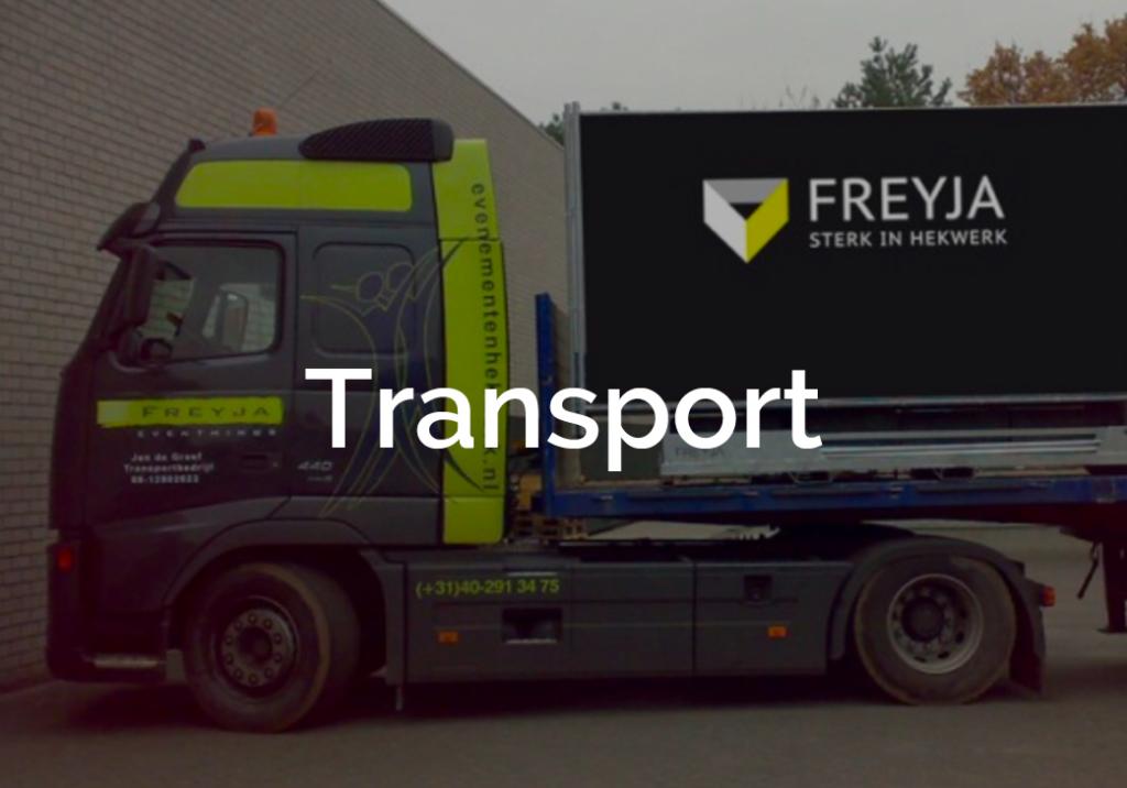 Freyja-transport